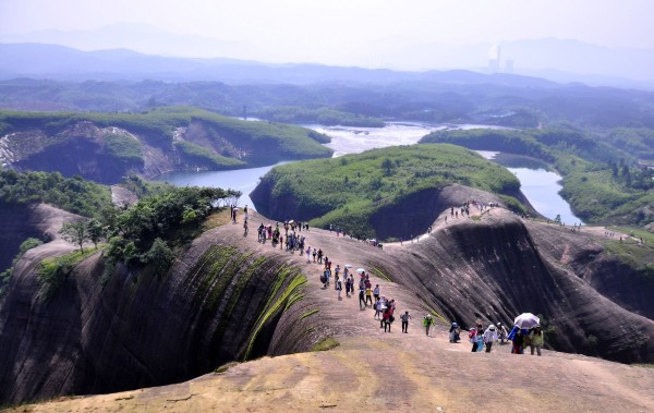 湖南郴州 · 飞天山景区(AAA)