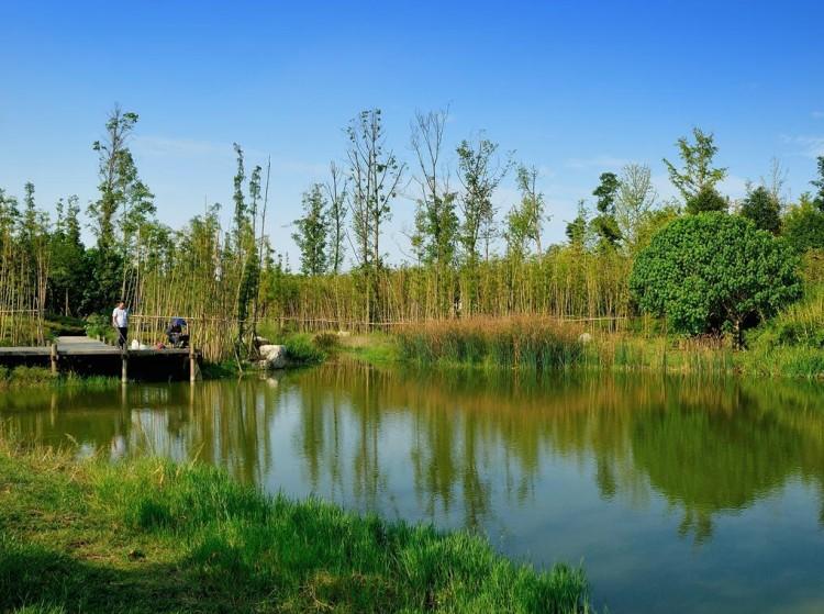河南周口 · 多彩沙河生态风景区