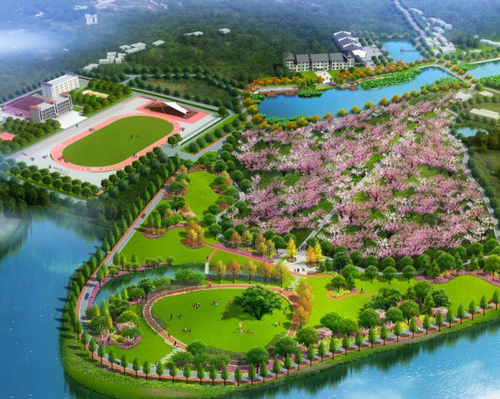 湖北咸宁 · 康丰源生态园