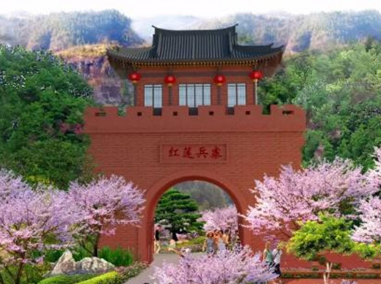 岳阳平江 · 红莲兵寨