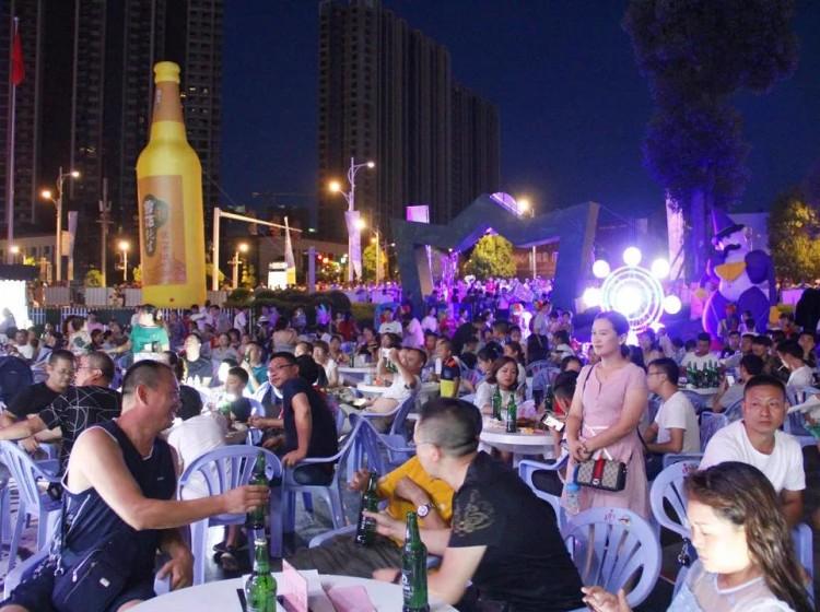 河北高阳 · 织燥啤酒节