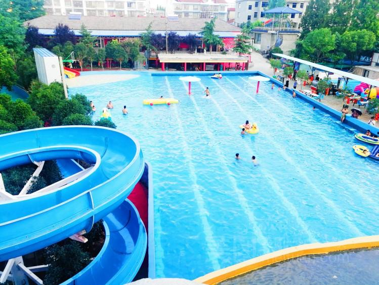 湖南株洲 · 振发水上乐园