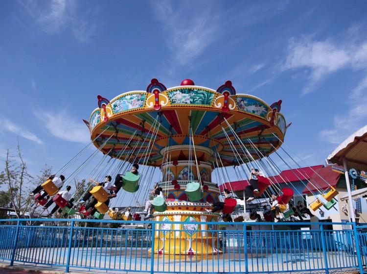 益万家水上乐园上线票务系统软件解决套票问题