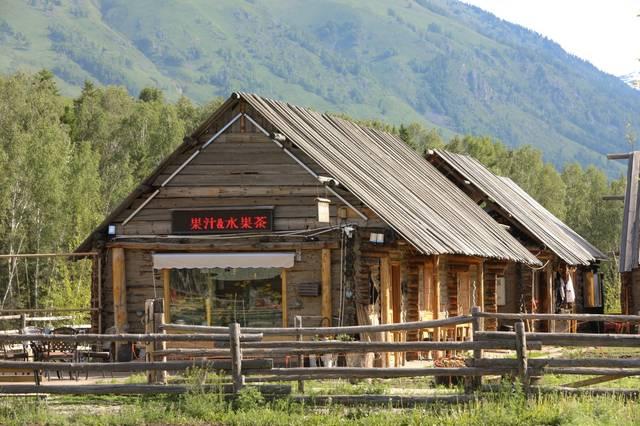 新疆白桦林篝火景区上线小游景区门票系统,多渠道来客