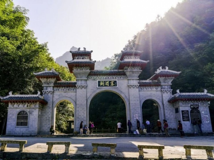 安徽六安 · 铜锣寨景区(AAAA)